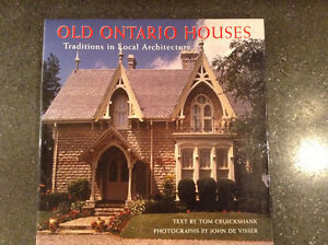 Old Ontario Houses[Signed]