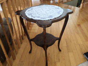 Antique square table for sale