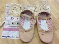 Capezio brand new ballet shoes dance new!