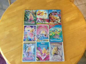 Barbie Dvds | Buy or Sell CDs, DVDs, Blu-Rays in Ottawa