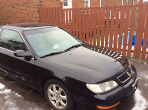 98 Acura Cl for sale