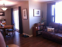 Large 2 bedroom, 2 level condo - close to Brock and new hospital
