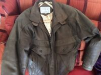 Brand New Soft Genuine Leather Jacket BARGAIN