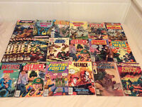 Hard to find - Army comics!