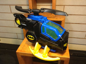 DC Comics Super Friends 2012 Mattel ~ Batman Helicopter