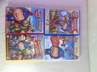Mike the knight DVDs