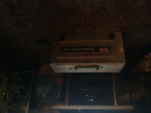 Lincoln electric power feed 15M