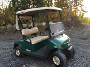 2012 EZ GO RDX Golf Cart