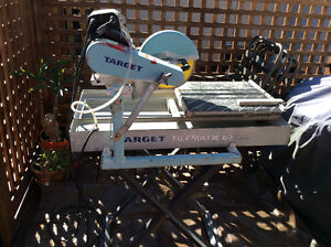 Target Tilematic G2 Water Saw
