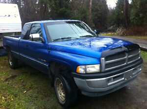 1996 Dodge Power Ram 2500 Pickup Truck