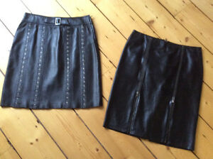 Danier Leather Skirts