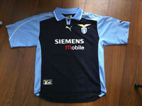 S.S Lazio Football jersey maillot soccer Puma official