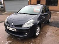 2007/07 Renault Clio 1.4 16v 98 Dynamique PANAROMIC SUNROOF