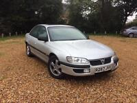Vauxhall/Opel Omega 2.5i V6 24v Reflection Ltd edition 5 speed manual