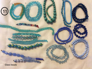 Billes pour bijoux - Beads for jewellry making