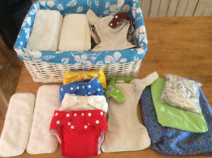 Cloth diapering system