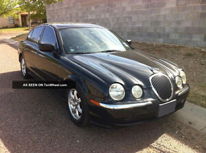 2002 Jaguar S-TYPE Sedan