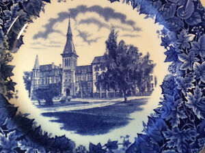 Alma College Collectable Plate London Ontario image 3