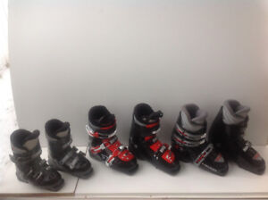 Kids and youth Ski Boots