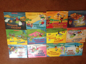 Lot of froggy books