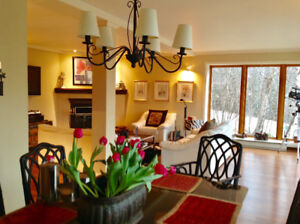 Superb, Mont-Tremblant ,Mountain View Condo, for rent