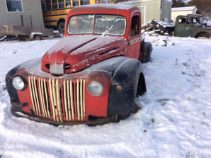 1938  1942-47 ford truck
