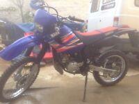 Yamaha DT RE 125