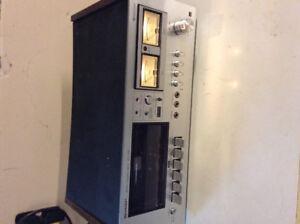 Sharp rt 1157 cassette deck