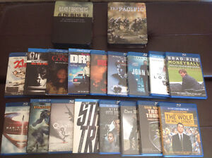 À VENDRE Blu-ray HD Film/TV Collection FOR SALE