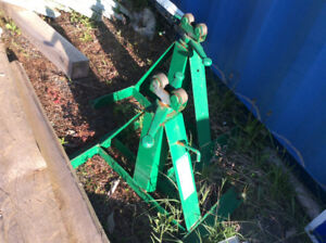 Greenlee reel stand