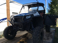 lifted rzr 900 Le