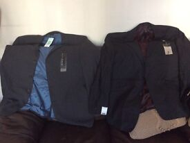 Two NEW suits from M&S and NEXT