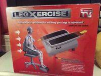 MOBILITY LEG EXERCISER BNIB