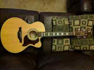 Takamine EG523SC-12 String Acoustic/Electric Guitar