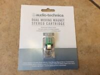 Audio Technica AT95E cartridge and stylus. Brand new never fitted.
