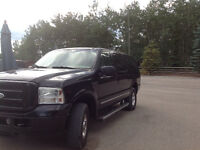 2005 Ford Excursion Limited  DIESEL  SUV