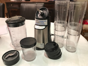 Cuisanart Blender with Smoothie Travel Containers