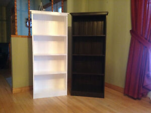 New solid pine bookcase