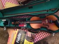 4/4 Violin £40 (although open to offers)