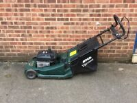 Atco viscount Petrol lawnmower