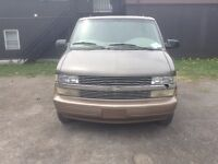 2000 Chevrolet Astro Fourgonnette, 8 Passagers
