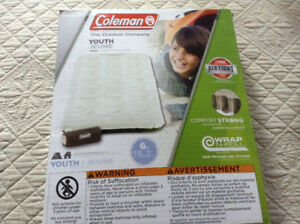 (NEW) Colman Youth Airbed