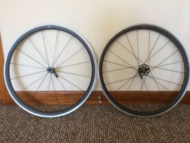 Fulcrum Racing Quattro Clincher wheels