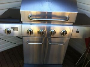 Master Chef Stainless Steel Barbeque