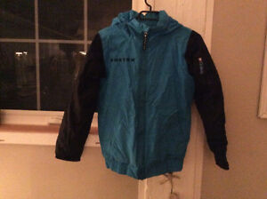 Burton dry ride jacket
