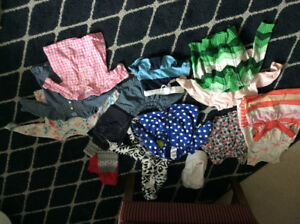 Girl's 9 month clothing