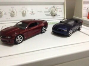 1/18 diecast cars v8 muscle cars