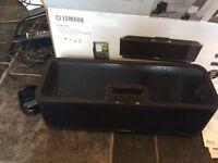 Yamaha PDX-50 Portable Ipod Dock