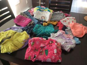 Lot de vêtements bébé fille 12 mois