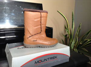 Women's Mountrek Winter Boots NEW